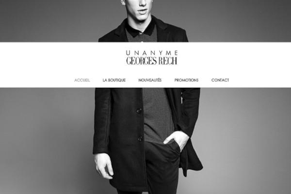 Georges Rech Unanyme - Par NEODARE