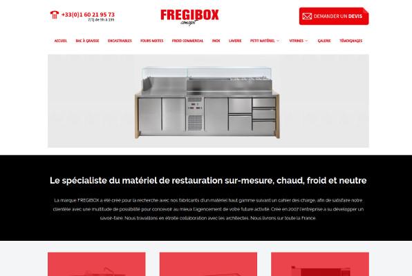 FREGIBOX - Par NEODARE