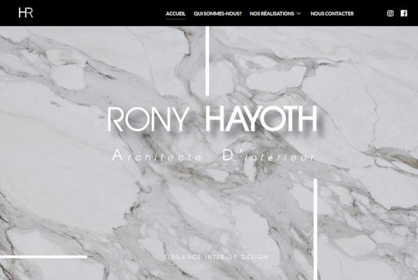 Rony HAYOTH - Par NEODARE