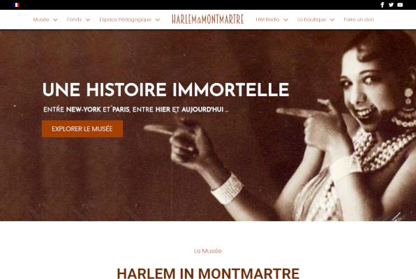 Harlem in Montmartre - Par NEODARE