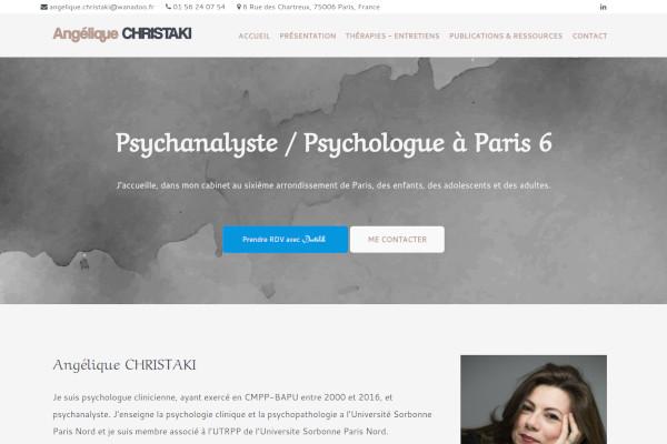 Angélique CHRISTAKI - Par NEODARE